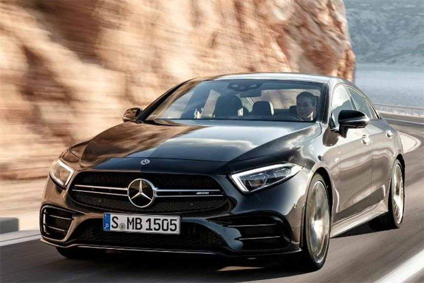 Mercedes-AMG 53 Lineup Ushers Future of Hybridised Performance