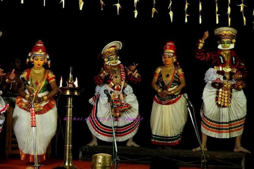 Fresh Hope: Ancient Sanskrit Theatre Draws Crowds At Contemporary Kerala's Cultural Capital