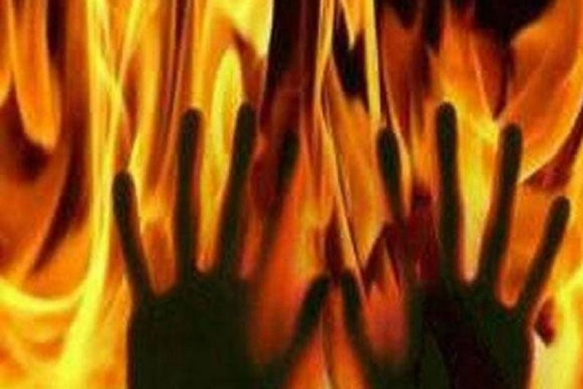 UP: Tired With Delay In Probe, Rape Victim Tries To Immolate Herself Inside Police Station