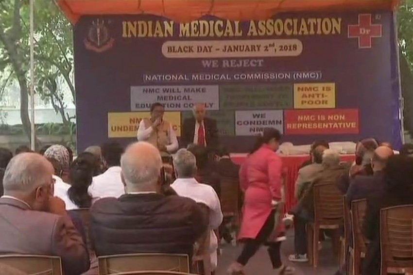 IMA Calls Off Pan India Doctors' Strike