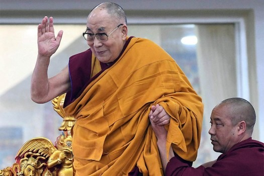 Amid Tight Security For Dalai Lama Visit, 2 Bombs Found In Bodh Gaya