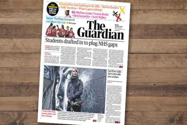 The Guardian Goes Tabloid, Cuts 300 Jobs: Is Donor-Driven Business Model Sustainable?