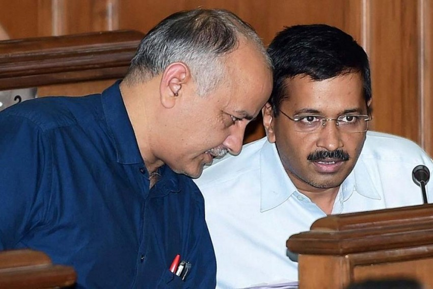 AAP Sees Bypoll After EC Disqualifies 20 MLAs, Sisodia Appeals To Delhiites To Give 'Befitting Response' To BJP