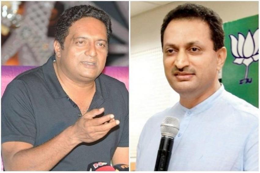 Prakash Raj Calls Anantkumar Hegde's 'Barking Dog' Remark Attack On Dalits, Minister Denies