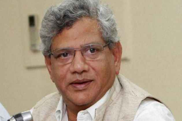 When CPI(M) Vetoed Tie-Up With Congress, It Was Clear Defeat For Party General Secretary Sitaram Yechury