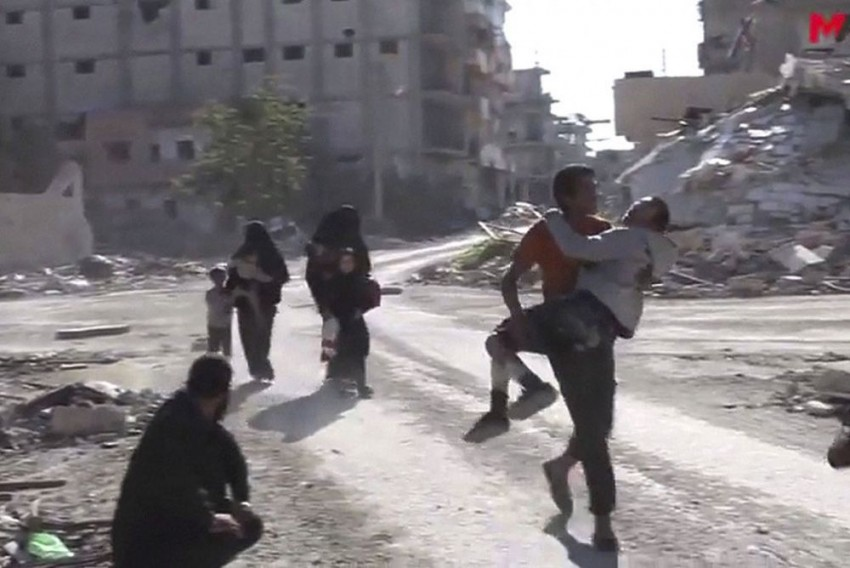 Over 10,000 People Including 700 Children Killed In US-Led Anti-Terror Coalition Forces In Syria In 40 Months