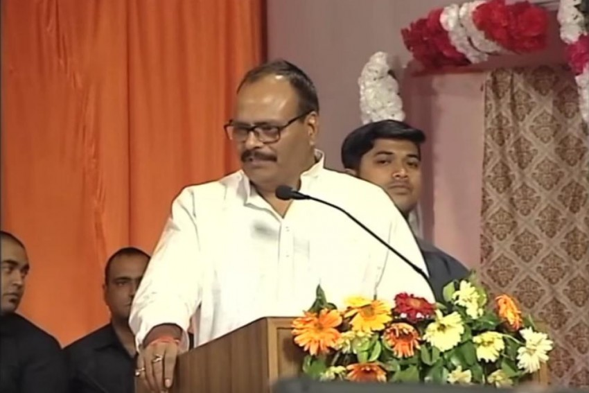 Not All Cases Against Politicians Will Be Withdrawn: UP Minister