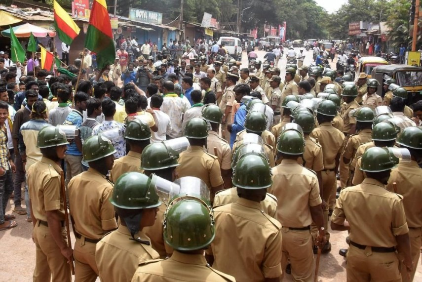 Mahadayi River Row: Bandh Hits Life In Karnataka, Goa Suspends Bus Services To The State