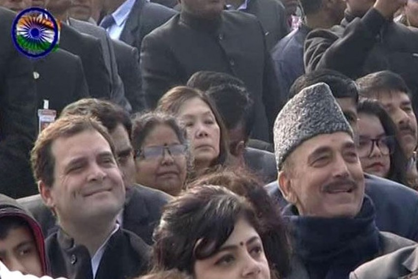 It's About Manners Than Protocols: Salman Khurshid On Rahul Gandhi's 6th-Row Seat Controversy