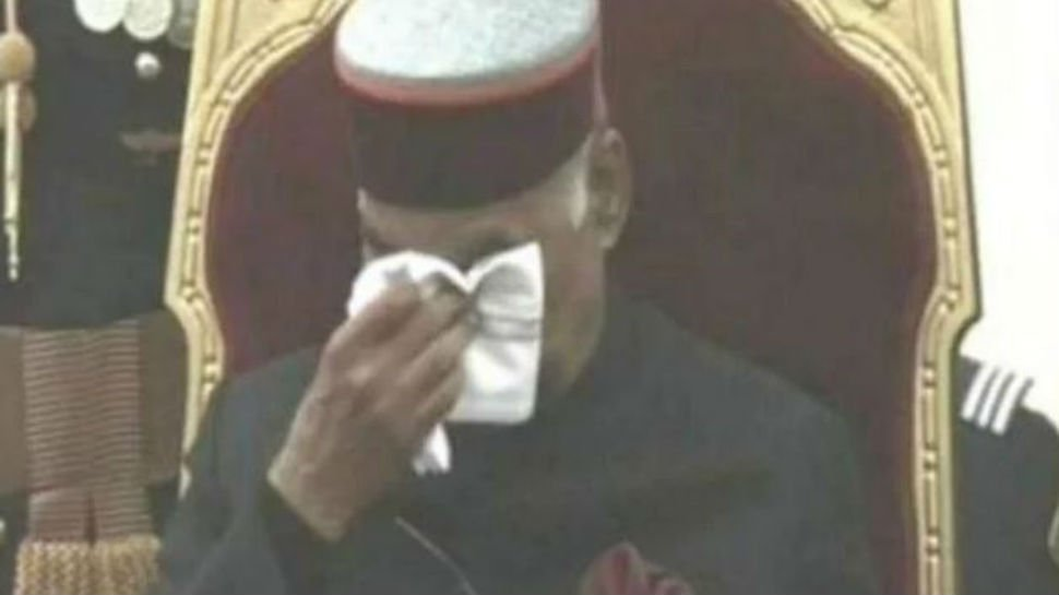 President Ram Nath Kovind Turns Emotional After Honouring Garud Commando Ashok Chakra At R-Day Parade