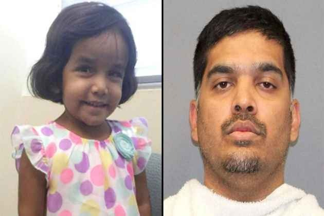 Sherin Mathews' Foster Parents Give Up Custody Fight For Biological Daughter