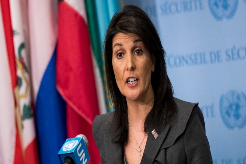 Nikki Haley Calls Donald Trump Affair Rumours 'Disguisting', 'Highly Offensive'