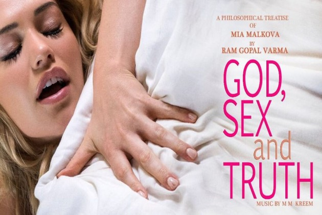 Pornstar Mia Malkova's 'God, Sex And Truth' Released, Director RGV Says Watch It With Good Quality Headphones