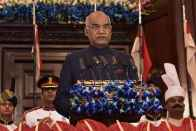 Hope Triple Talaq Bill To Be A Law Soon, Says President Kovind