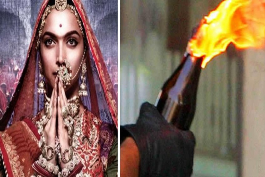 'Padmaavat' Row:2 Youths Arrested For Throwing Petrol Bomb Inside UP Theatre