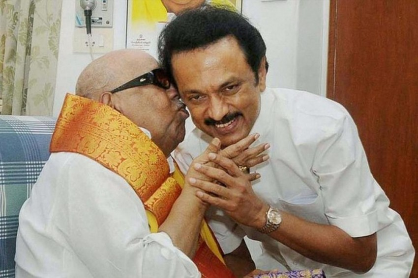 Stalin Urges People To Give Tamil Names To Their Children Revealing Why His Father Karunanidhi Gave Him A Non-Tamil Name