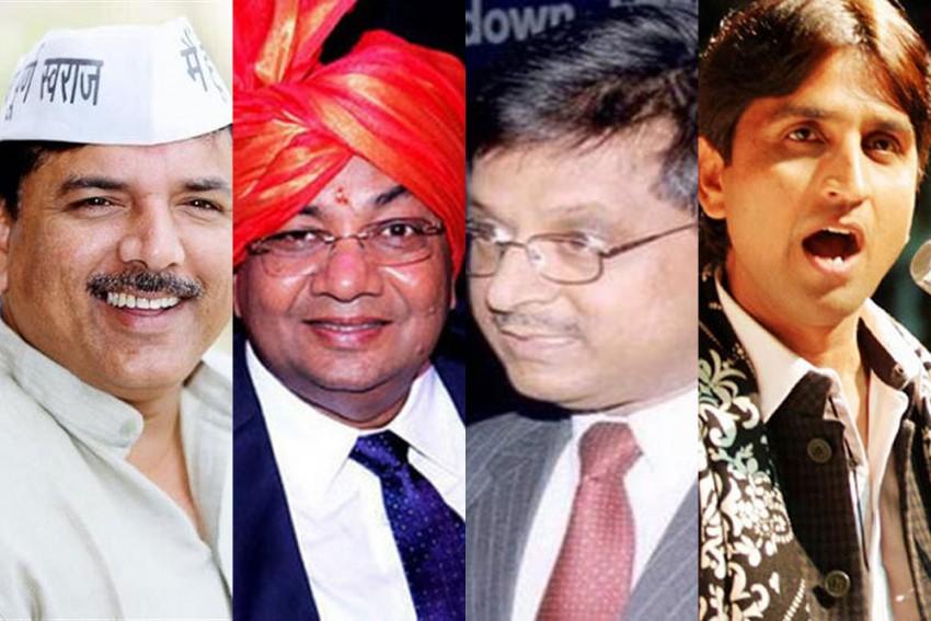 No Rajya Sabha Seat For Kumar Vishwas, AAP Picks Billionaire Sushil Gupta and two others As Candidates