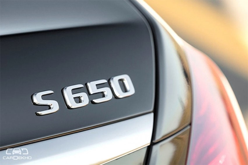 Mercedes-Maybach S 650 To Launch At 2018 Auto Expo - Here's All You Need To Know