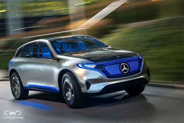 Mercedes-Benz Concept EQ - All You Need To Know