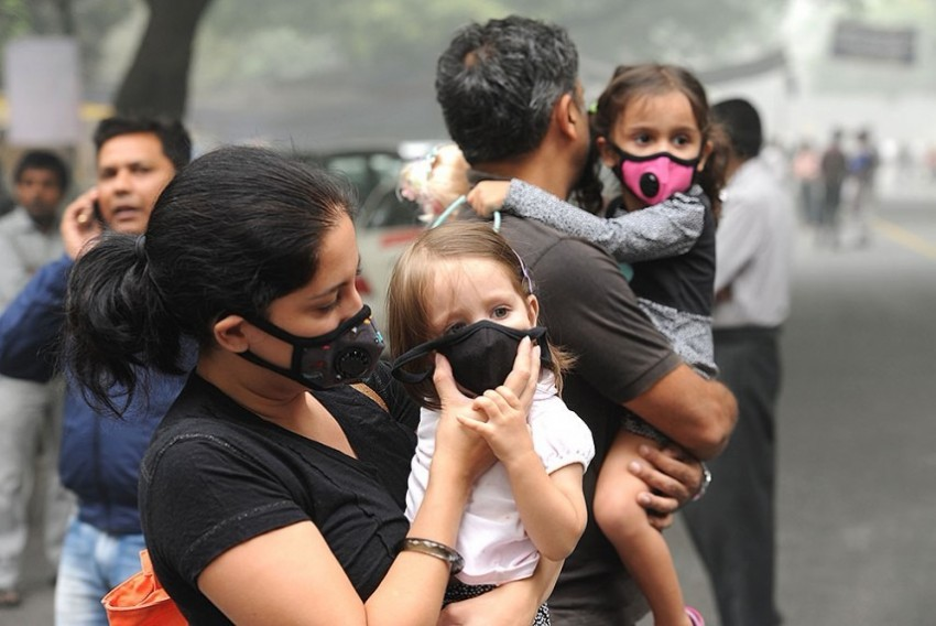 Around 47 Million Children In India Reside In Most Polluted Areas, Says Report