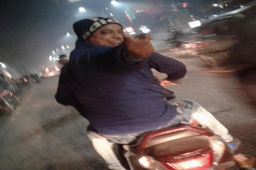 Agra Journalist Stalked, Harassed By Drunk Men On Bike, She Narrates Incident On Facebook