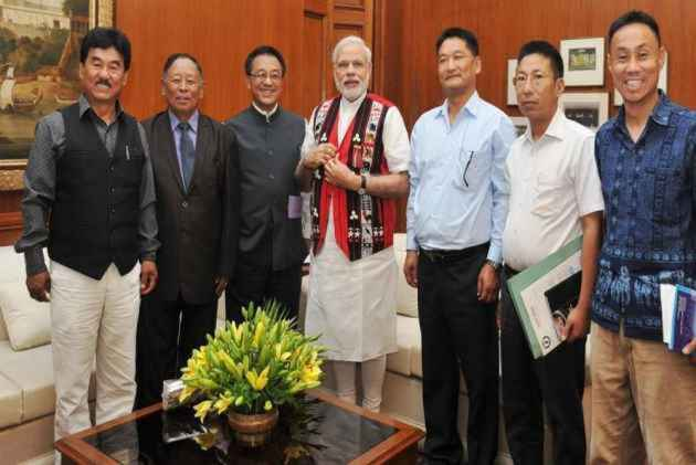 BJP Backs Out Of Joint Declaration Signed By All Parties For Not Contesting Polls In Nagaland