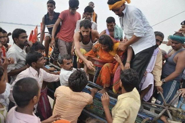 Patna: Five Dead After Boat Carrying 15 Capsizes In Ganga