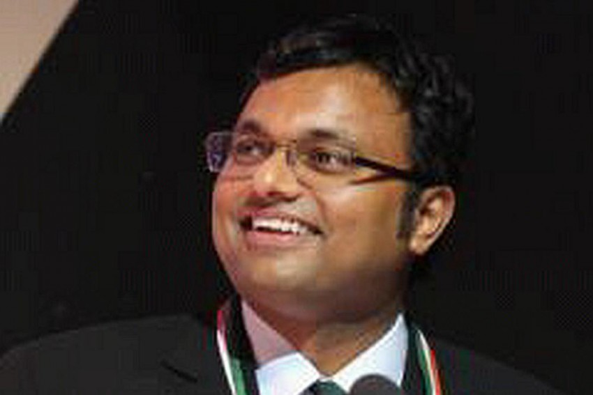 INX Media Case: Karti Chidambaram Seeks Supreme Court's Approval To Travel To UK