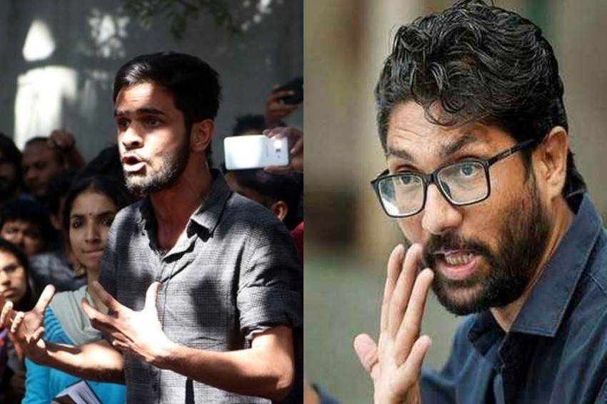 Enraged Students Decide To Host Jignesh Mevani, Umar Khalid's Speech Online In Protest