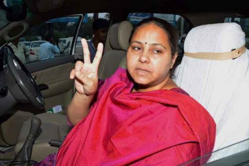 As Lalu Awaits Sentencing, ED Files Another Chargesheet Against Daughter Misa Bharti In Money-Laundering Case