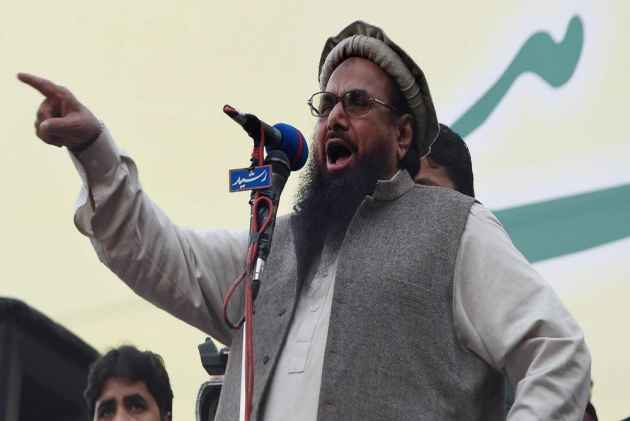 US Has Forgotten Pakistan's Contributions In The War Against Terrorism', Says Hafiz Saeed