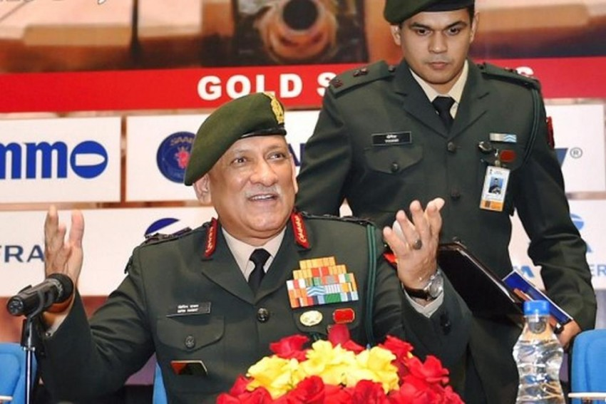 Tuting Faceoff Sorted, There Has Been Major Reduction Of Chinese Troops At Doklam: Army Chief