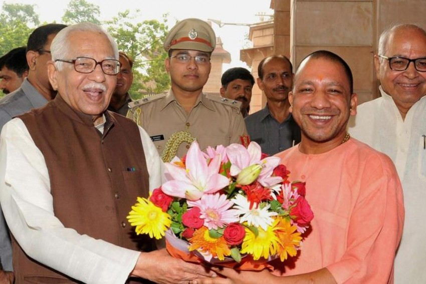 UP Governor Approves Controversial Bill Allowing Withdrawal Of Cases Against CM Yogi And Others
