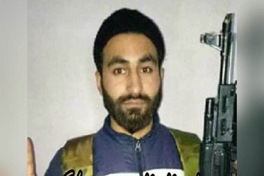 Hizbul Mujahideen Welcomes AMU Scholar In Group, Police Say Still Verifying