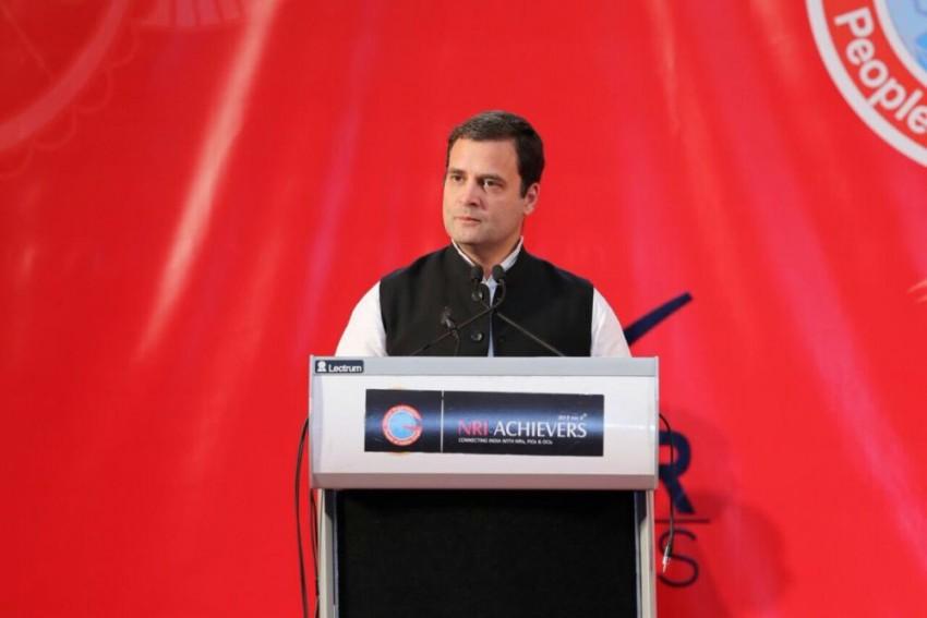 Rahul Gandhi In Bahrain, Hints At 'Dramatic Change' In Congress Soon