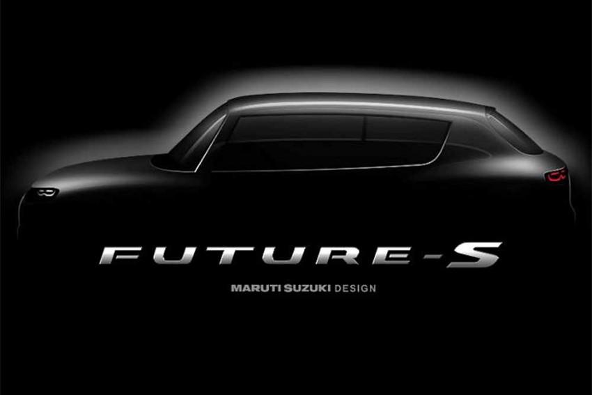 Maruti Suzuki Teases Concept Future S