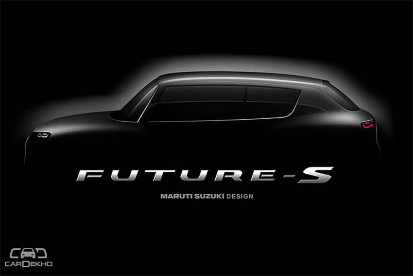 Maruti Suzuki Future-S Concept To Make Global Premiere At Auto Expo 2018