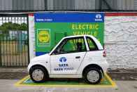 Tata Power Sets Up Two More EV Charging Stations In Mumbai