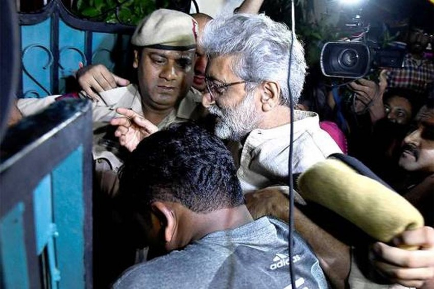 Cannot Forget About Co-Accused, Says Gautam Navlakha After Release From House Arrest