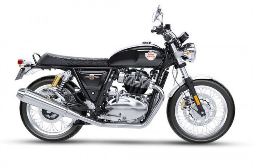 Royal Enfield Interceptor 650: Best Colours To Choose From