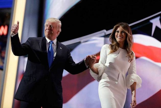 I'm The Most Bullied Person In The World: Melania Trump