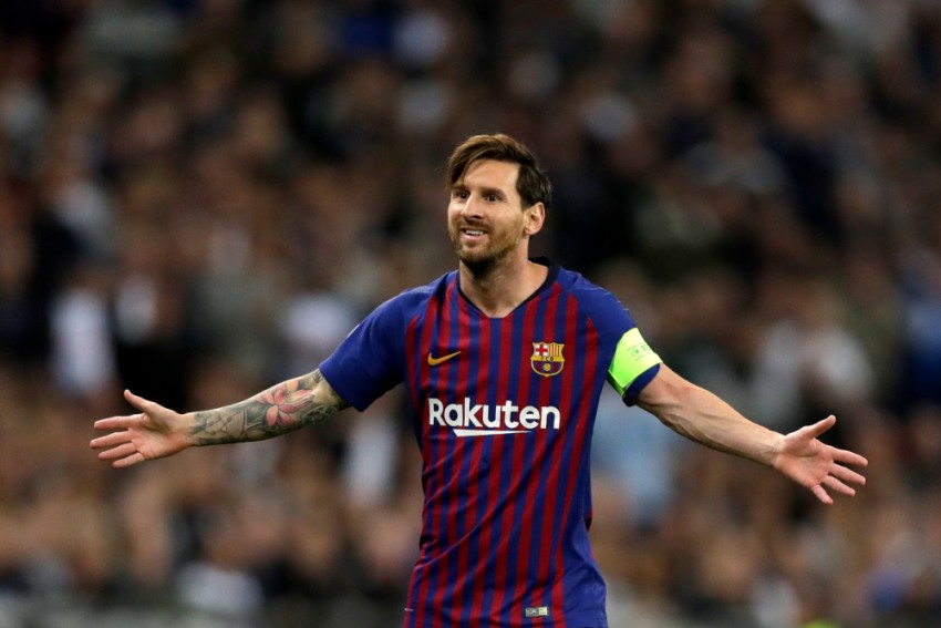 Lionel Messi's Life To Be Focus Of New Cirque Du Soleil Show