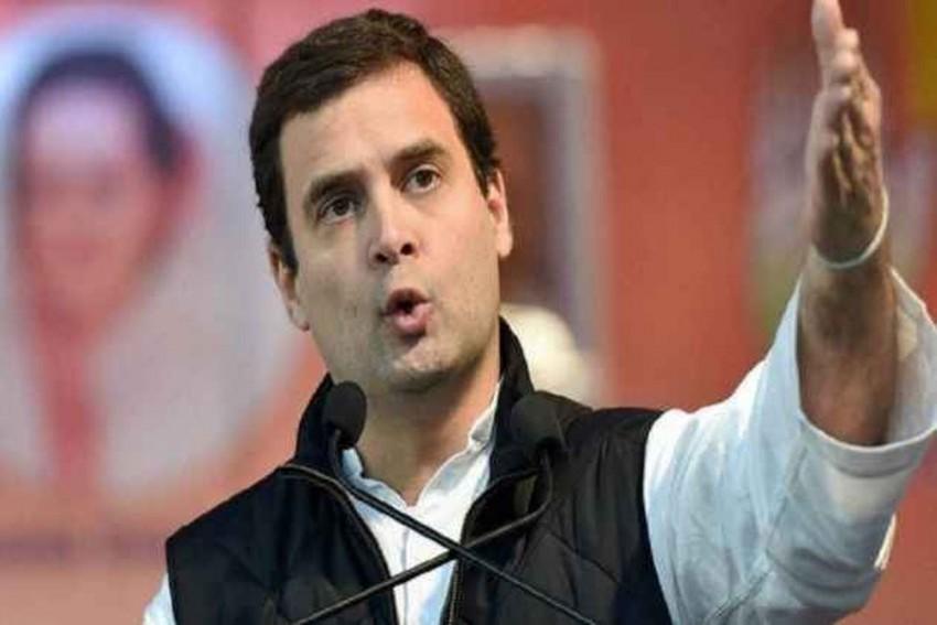 Rahul Gandhi To Address Hindustan Aeronautical Limited Employees On October 13