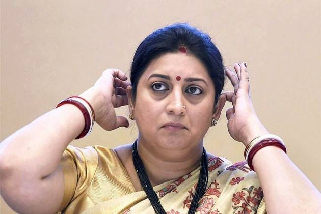It Is For Him To Respond, Says Smriti Irani On Sexual Harassment Charges Against M J Akbar