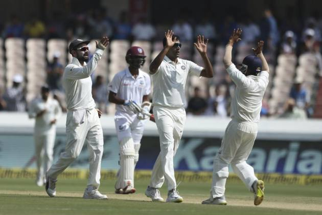 India Vs West Indies, 1st Test, Day 2: As It Happened...