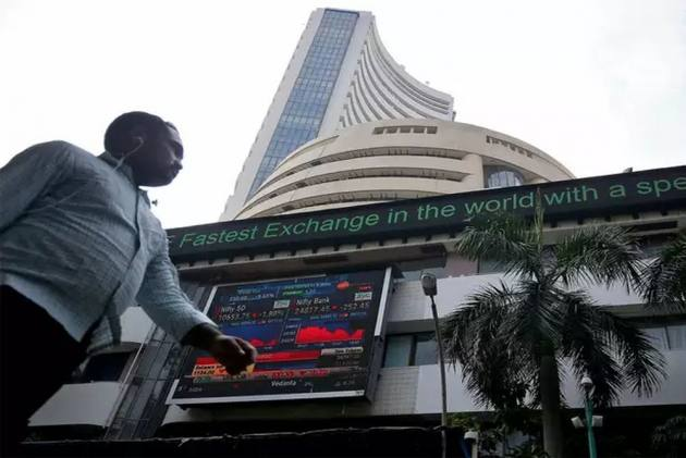 Sensex Jumps Over 400 Points, Nifty Hits 10,350
