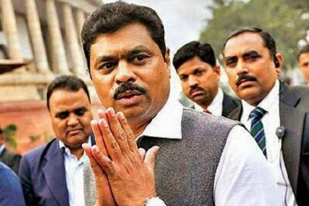 I-T Raids TDP Lawmaker CM Ramesh's Houses, Offices In Hyderabad