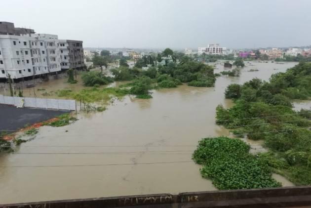 Cyclone Titli Weakens Into Deep Depression, Triggers Flood Threat In Odisha