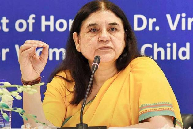 Union Minister Maneka Gandhi Proposes Committee To Handle #MeToo Cases