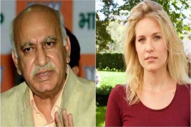#MeToo: CNN Journalist Accuses MJ Akbar Of Sexual Harassment